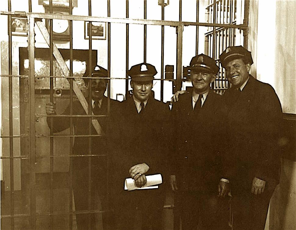 Alcatraz Military Prison